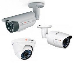 Уличные IP телекамеры Alteron