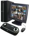 ПО видеонаблюдения  NetHybrid 12IP inputs